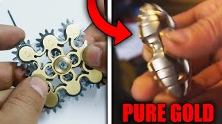 top 5 most expensive fidget spinners