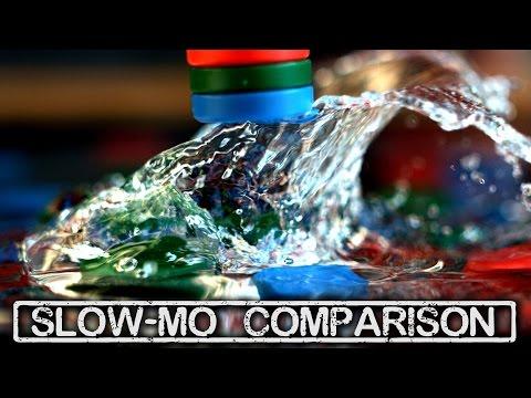 Download Youtube: Best Slow-Mo Cameras 2015 (RX100 IV vs Phantom MIRO LC320s vs iPhone 6s Plus)