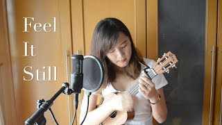 Feel It Still cover - Portugal. the Man (ukulele + lyrics + snaps + drumbeats!) Mp3