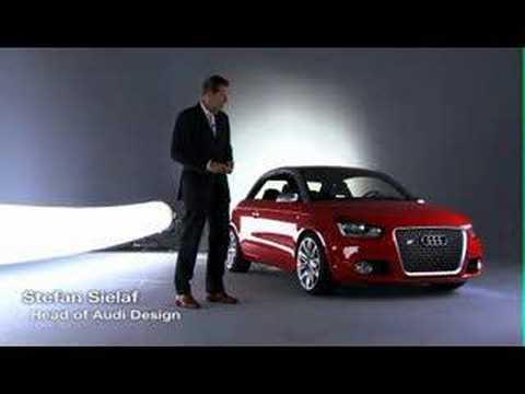 Tokyo 2007 Audi Metroproject Quattro