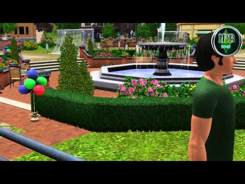O Mistério em Moonlight Falls - Último Capítulo (7º) - IPB Sims' HD (The Sims 3). TRAVEL_VIDEO