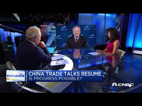 Don't Expect Any Big Announcements From US-China Trade Meetings, Says Safanad CIO
