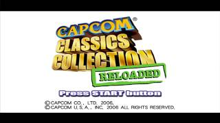CAPCOM Classics Collection PSP