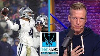 NFL Thanksgiving preview: Buffalo Bills vs. Dallas Cowboys | Chris Simms Unbuttoned | NBC Sports