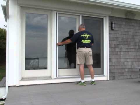 Insect Guardian French Door   YouTube