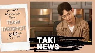 Takinews/ Chen 1st win/ Love Shot 200M / EXplOration Fukuoka/ WKorea y Chanyeol