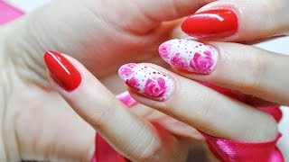 Marble and Porcelain | easy nailart tutorial | NeoNail