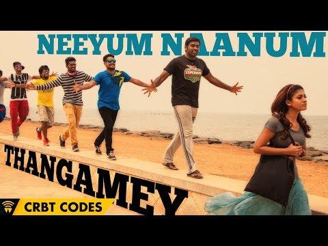 Naanum Rowdy Dhaan - CRBT Codes | Anirudh Ravichander | Vignesh Shivan