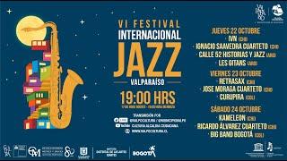 Download Lagu VI Festival de Jazz Internacional en Valparaíso - versión online 2do día mp3