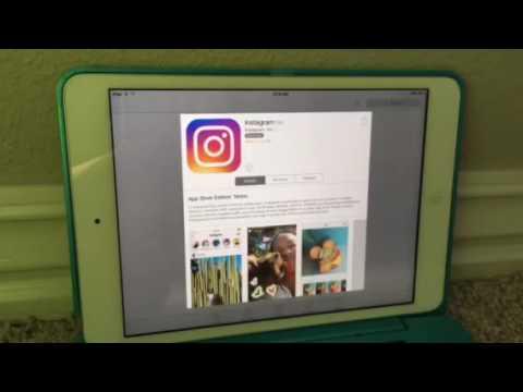 Instagram для ipad скачать.