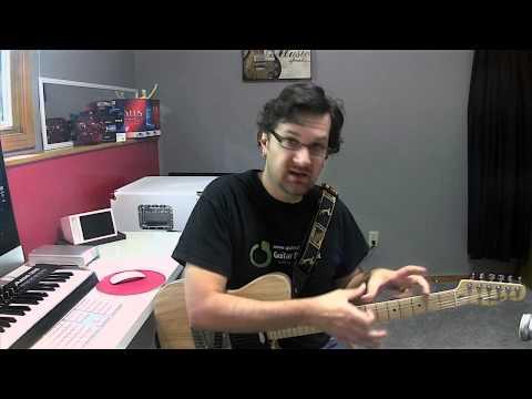 Harmonizing Guitar Parts