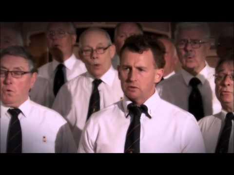 NIGEL OWENS AND DOWLAIS MALE CHOIR SING MYFANWY