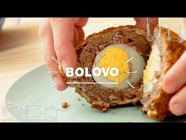 Bolovo - Sabor com Carinho (Tijuca Alimentos)