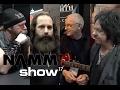 Capture de la vidéo Gi Weekly Namm 2017 Interview Special Pt. 1 Zakk Wylde John Petrucci Paul Reed Smith Steve Lukather