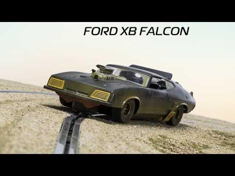 Scalextric | FORD XB FALCON MATTE BLACK – C3983