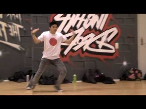 "Raineir Del Valle ""Under Mig"" by Xander (Choreography) 