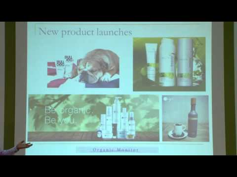 Asia in the global market for natural & organic cosmetics
