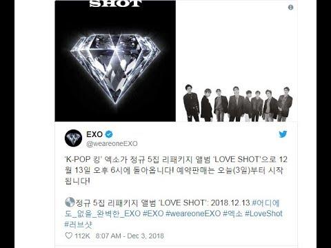 EXO Unggah Logo Baru, Rilis Album Repackaged Bulan Desember!