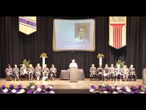 Northeast Magnet High School Graduation 2019 Daniels Speech