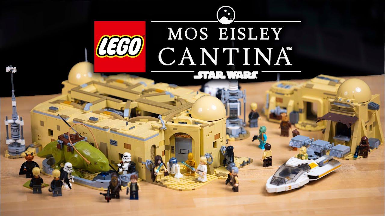 LEGO Star Wars Mos Eisley Cantina 2020 Review | Set 75290