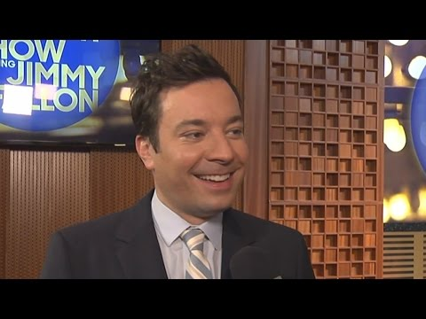 Thumbnail: Jimmy Fallon Feeling 'Nervous' Ahead of First Coast-to-Coast Live 'SNL' Episode