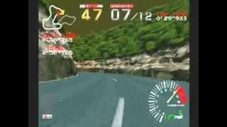 ridge racer playstation ps1 pt 1