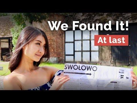 We Found It! The Most Adorable Place in Poland... Swołowo and the Checked House Region