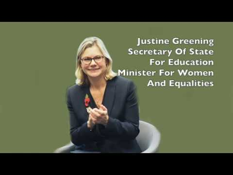 Secretary Of State For Education On Equality And Opportunity
