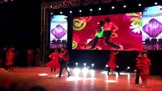 The British School Mohali Horizon 2017 Salsa