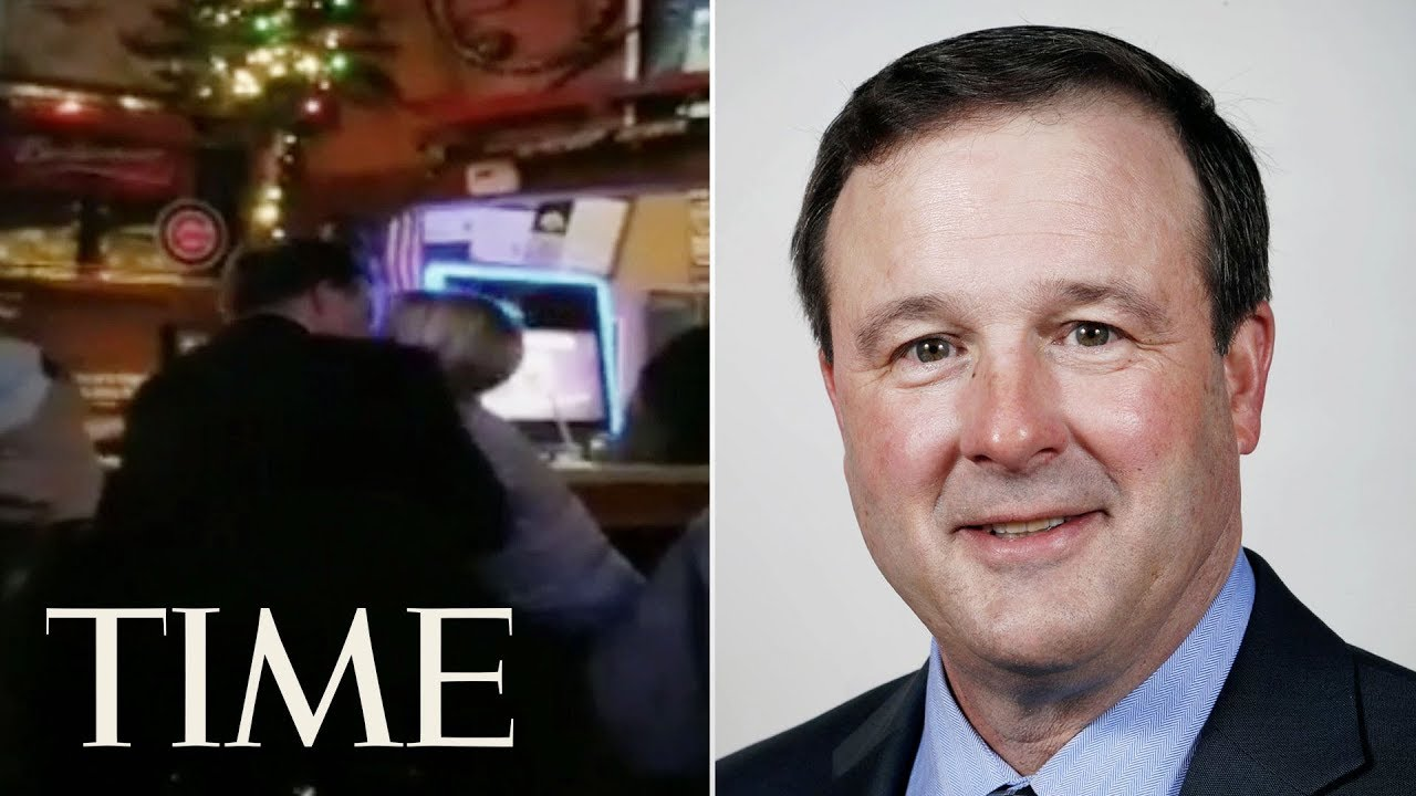 A Top Iowa Republican Just Resigned After Getting Caught On Video Kissing A Lobbyist