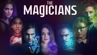 Волшебники \ The Magicians - сериал про магию