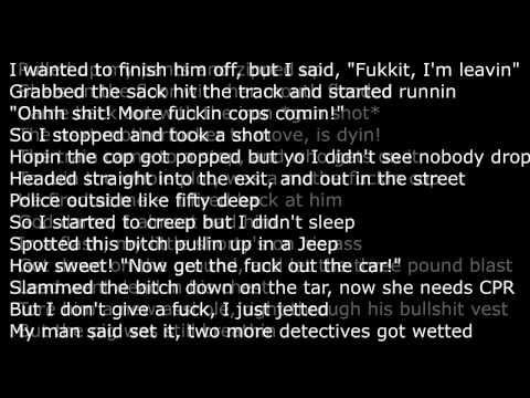 Kool G Rap - Train Robbery (Lyrics)