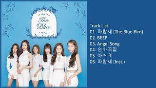 [Full Album] APRIL – The Blue (Mini Album)