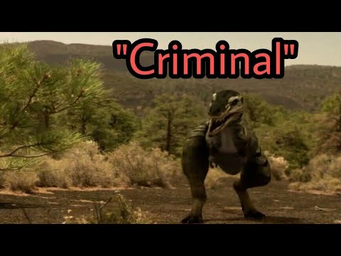 Nanotyrannus Tribute - Criminal