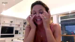 Josie Maran Skin Dope Hemp Seed Glow Oil Duo On QVC