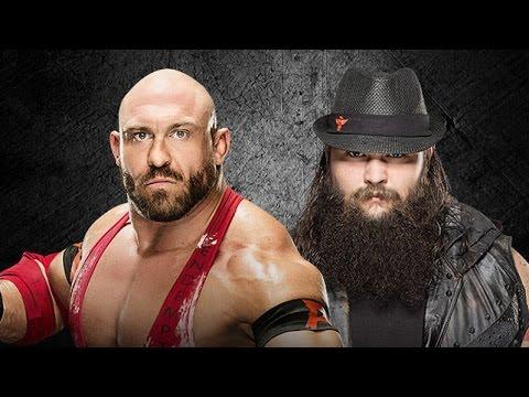 WWE Payback 2015 ► Ryback vs Bray Wyatt ...
