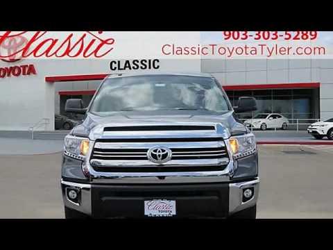 2017 Toyota Tundra   Classic Tyler Toyota   Tyler, TX 75701   T117872