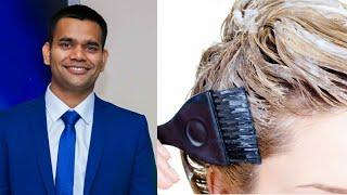 Перед Тем, Как Покрасить Волосы, Сделайте Это!
