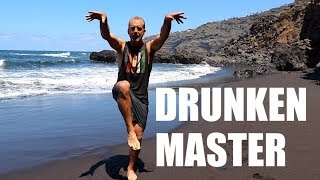 DRUNKEN BOXING KUNG FU - Drunken Style Gong Fu Lesson 13