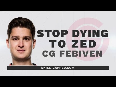 Febiven's brutal wave manipulation strategy that makes Zed players useless