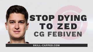 Febiven's brutal wave manipulation strategy that makes Zed players useless | SkillCapped