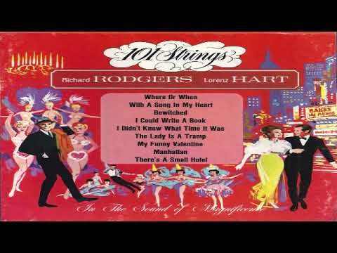 101 Strings   Richard Rodgers & Lorenz Hart 1960 GMB
