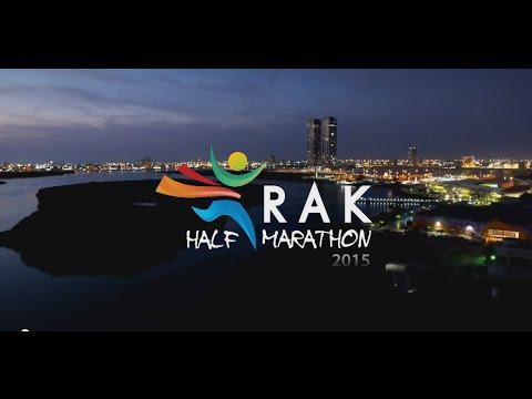 The Spirit of the RAK Half Marathon 2015