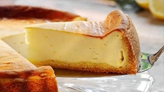 Käsekuchen / Вкусный творожный пирог / Чизкейк