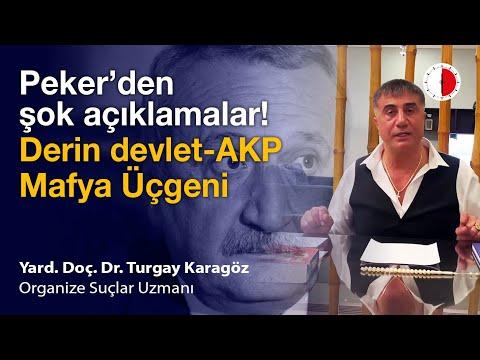 PEKER DERİN DEVLET, AKP, MAFYA ÜÇGENİNİ DEŞİFRE ETTİ! #SedatPeker #TolgaAğar #Mehmet Ağar #Erdoğan