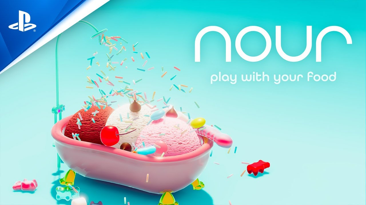 Tráiler de Nour Play With Your Food PS5