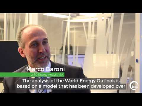 How is the World Energy Outlook produced?