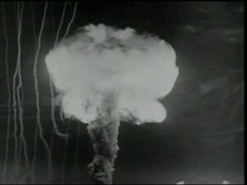 Chemical Biological Radiation Warfare Described 1955