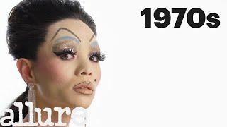 100 Years of Drag Makeup   Allure