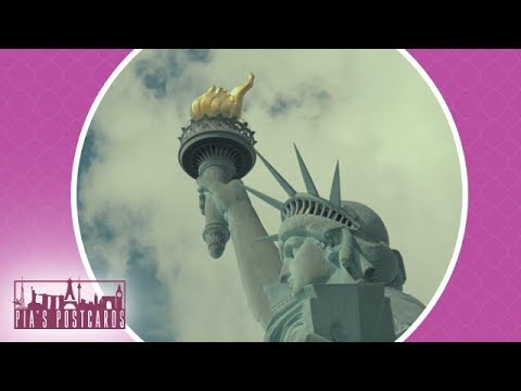 New York City | Pia's Postcards Full Episode 1